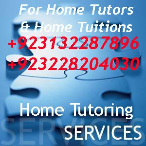 Chemistry Home Tutor